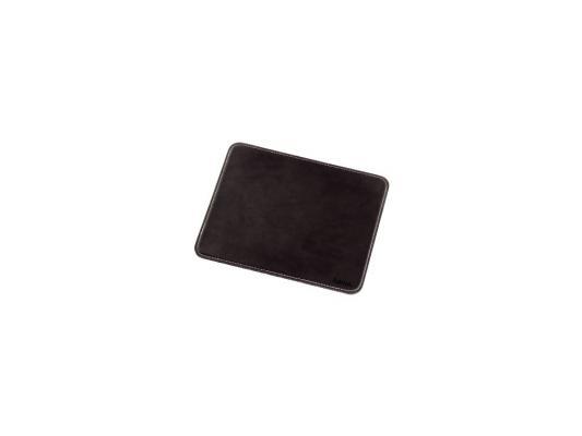 Коврик для мыши Hama H-54746 Leather Look кожа коричневый