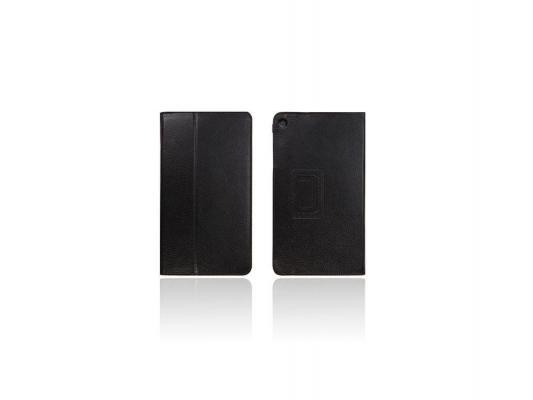 Чехол IT BAGGAGE для планшета Huawei Media Pad M1 8 искуственная кожа черный ITHM182-1 чехол для планшета it baggage для memo pad 8 me581 черный itasme581 1 itasme581 1