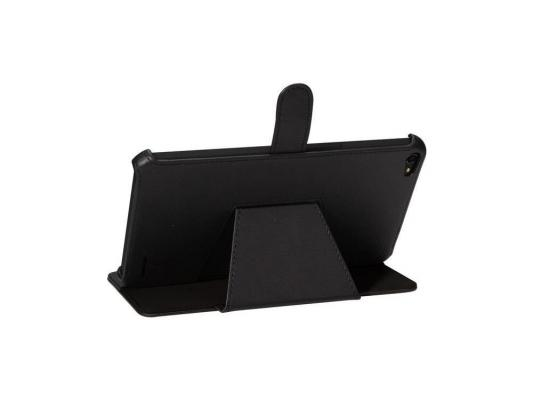 """Чехол IT BAGGAGE для планшета Huawei Media Pad X1 7"""" искуственная кожа черный ITHWX1-1"""