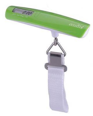 Весы кухонные Smile KSE 3217 зелёный