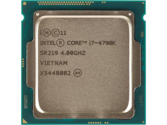 Процессор Intel Core i7-4790K 4.0GHz 8Mb Socket 1150 BOX без кулера