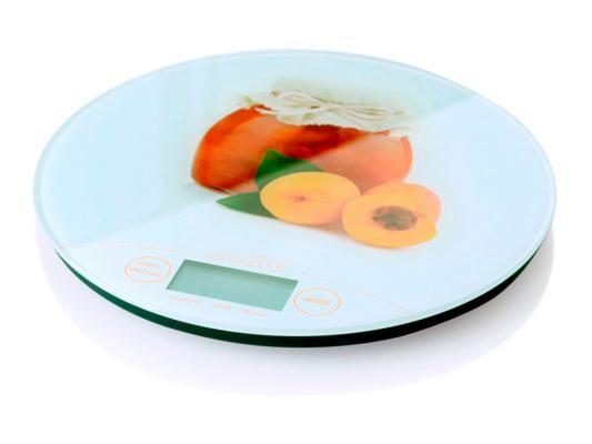 Весы кухонные Smile 3216 белый