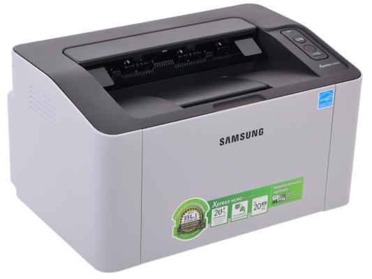 Принтер Samsung SL-M2020W ч/б A4 20стр.мин 1200x1200dpi Wi-Fi USB SL-M2020W/XEV/FEW  цена и фото