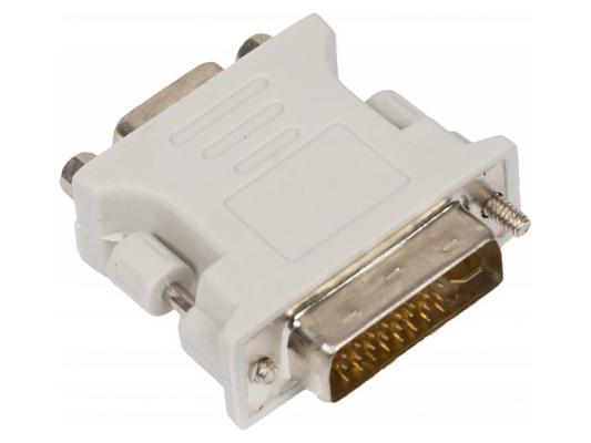Фото - Переходник Buro DVI-I(m)-VGA(f) VGA-15F/DVI-I-PLUG переходник dvi vga greenconnect gc cv103