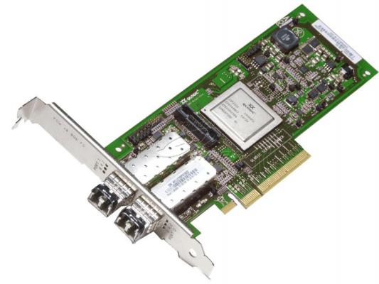 Контроллер Dell Qlogic QLE2562 406-10471 контроллер dell qlogic qle2562 406 10471