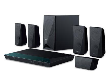 Домашний кинотеатр Sony BDV-E3100 1000Вт черный sony bdv e3100