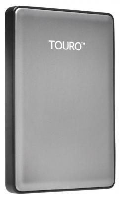 """Внешний жесткий диск 2.5"""" USB3.0 500 Gb Hitachi Touro HTOSEC5001BHB 0S03699 серый"""