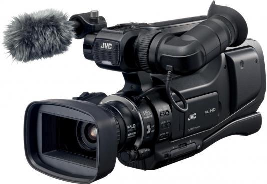 Цифровая видеокамера JVC GY-HM70E черный