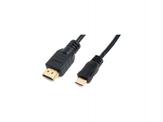Кабель HDMI-mini HDMI 5.0м Rolsen RTA-HC505 черный