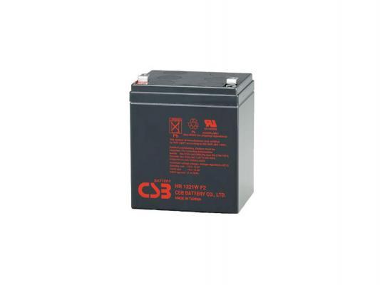 Батарея CSB HR1221W F2 12V/21W