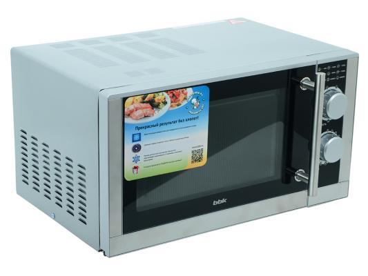 СВЧ BBK 23MWG-923M/BX 900 Вт серебристый