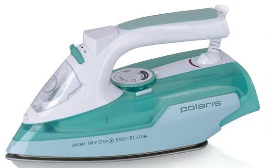 Утюг Polaris PIR2466K 2400Вт бирюзовый