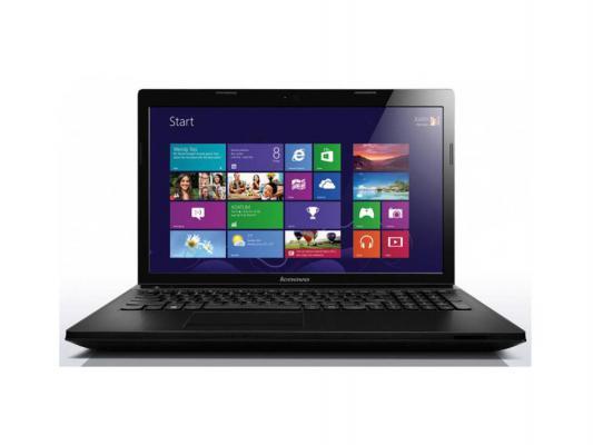 "Ноутбук Lenovo IdeaPad G5045 15.6"" 1366х768 глянцевый A4-6210 1.8GHz 4Gb 500Gb Radeon R3 DV"