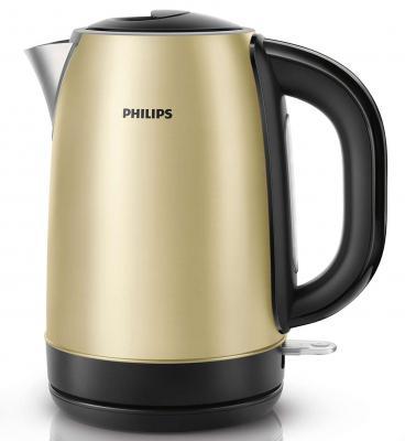 Чайник Philips HD 9325/50 1,7 металл Золотистый