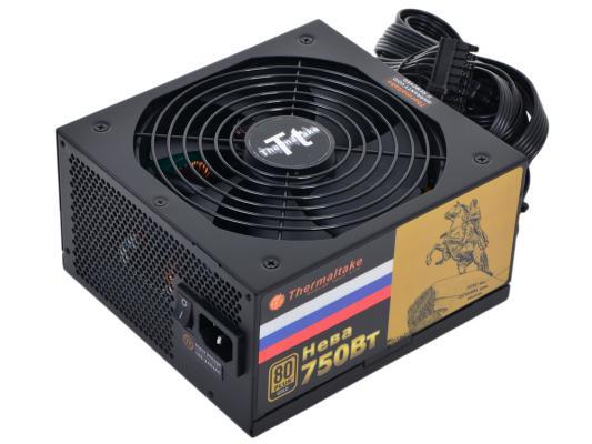 лучшая цена БП ATX 750 Вт Thermaltake W0427RE Neva