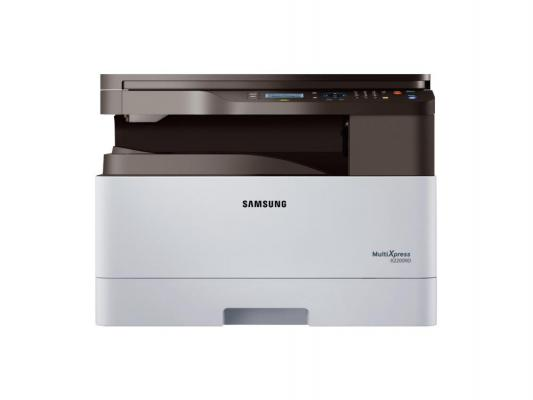 МФУ Samsung SL-K2200ND ч/б А4 20ppm 1200x1200dpi Ethernet USB без тонера