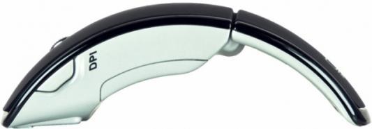 Мышь беспроводная CBR CM 610 чёрный USB + Bluetooth мышь беспроводная cbr cm 500 чёрный usb