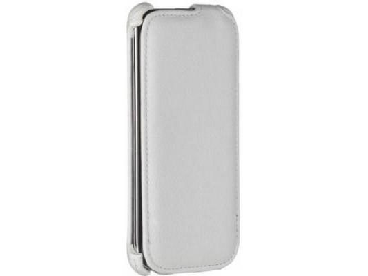 Чехол-книжка iBox Premium для Lenovo S650 белый чехол книжка ibox premium для alcatel one touch pop d5 черный