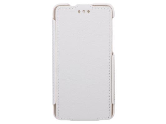 Чехол-книжка iBox Premium для Lenovo S660 белый чехол книжка scobe для lenovo k900 leather edition белый