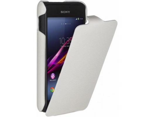 Чехол-книжка iBox Premium для Sony Xperia E1 белый чехол для sony d6503 xperia z2 ibox premium white