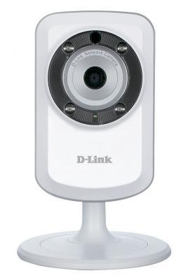 "Видеокамера IP D-Link DCS-933L/A1A 3.5мм 1/5"" 640x480 H.264 MJPEG"