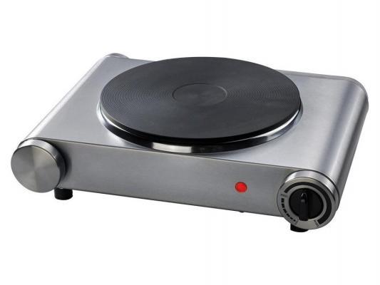 Электроплитка Kromax Endever Skyline EP-19 1500Вт серебристый