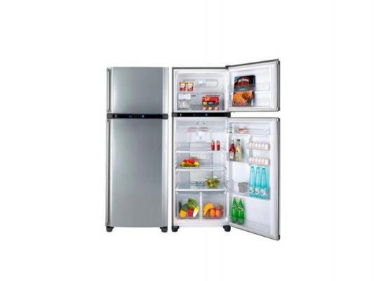 Купить Холодильники   Холодильник Sharp SJ-PT481RHS серебристый