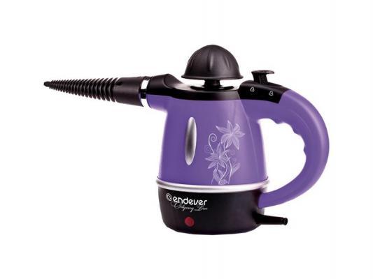 Отпариватель компактный Kromax ODYSSEY Q-435 750 Вт емкость бака 600мл чёрно-фиолетовый