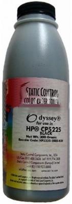 Тонер Static Control HP5225-200B-KOS для HP CLJCP5225 черный 200гр mystery mdr 803hd