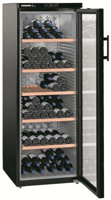 Винный шкаф Liebherr WKb 4212-20 001 черный