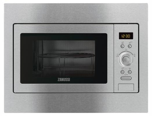 СВЧ Zanussi ZSG25249XA 900 Вт серебристый