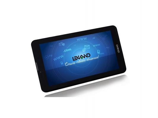 """Навигатор LEXAND SC-7 Pro HD 7"""" 1024x600 8Gb microSD Bluetooth FM-трансмиттер черный Navitel"""