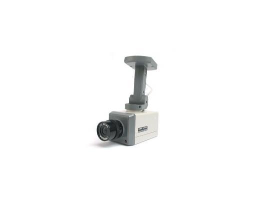 Муляж камеры видеонаблюдения ORIENT AB-CA-15 LED мигает датчик движения для наружного наблюдения муляж камеры видеонаблюдения orient ab ca 11b черный led мигает
