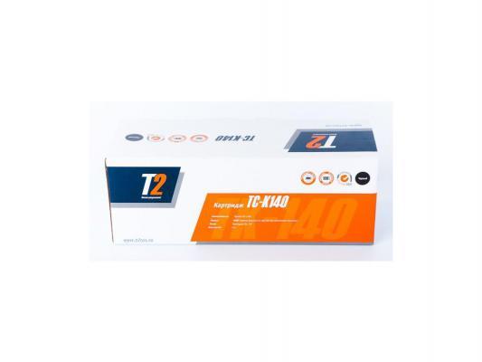 Картридж T2 TC-K140 для Kyocera FS-1100 FS-1100N черный 4000стр картридж t2 tc k3100 для kyocera fs 2100d 2100dn ecosys m3040dn m3540dn черный 12500стр