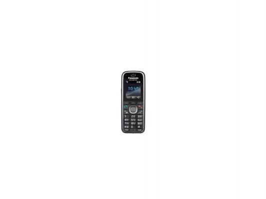 Фото - Телефон IP Panasonic KX-UDT121RU SIP DECT черный телефон ip dect panasonic kx tgp600rub sip цифр ip телефон voip ethernet upto 8 hset line память 500 звук hd