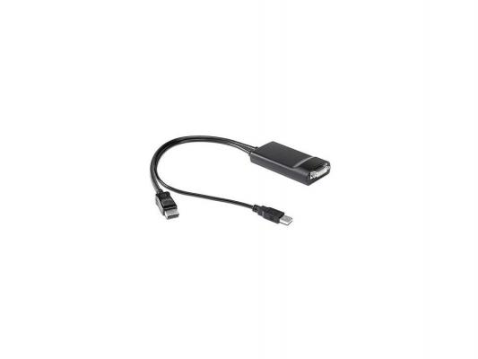 Переходник DisplayPort to DVI-D HP NR078AA