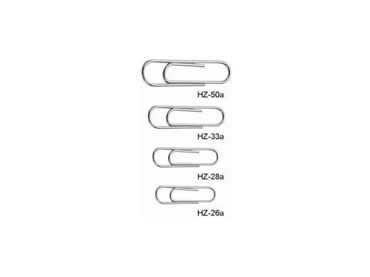 Cкрепки KW-trio HZ-33a/4 оцинкованные 33мм 4x100шт диспенсер для клейкой ленты kw trio 3310 шир 33мм дл 19м