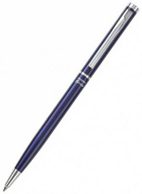 Шариковая ручка поворотная Zebra FORTIA 500 синий 0.7 мм BA81-BL-BL