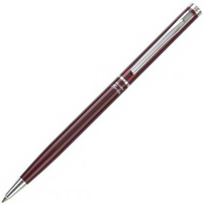 Шариковая ручка поворотная Zebra FORTIA 500 синий 0.7 мм BA81-WR-BL