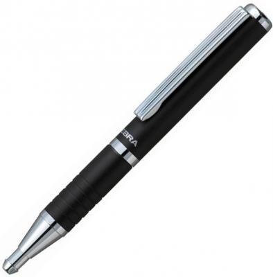 Шариковая ручка автоматическая Zebra SLIDE синий 0.7 мм BP115-BK 23471