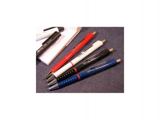 Шариковая ручка Rotring Tikky II чернила синие корпус синий S0770920 авторучка шариковая 1 0мм корпус из пресованной бумаги синие пластиковые детали синие чернила