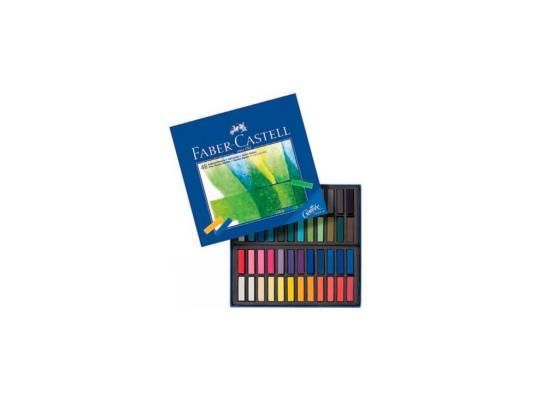 Мелки пастельные Faber Castell Gofa мини 48 цветов 48 штук от 3 лет 128248