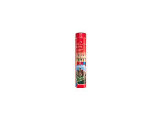 Набор цветных карандашей Faber-Castell Colour Pencils 12 шт 115826