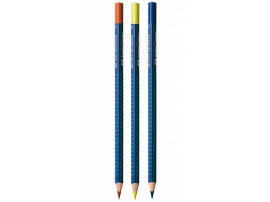 Набор цветных карандашей Faber-Castell Art Grip Aquarelle 12 шт акварельные 114212 faber castell ручки шариковые grip x 3 шт