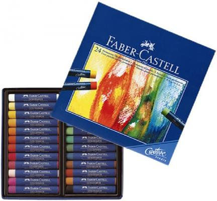 Пастель масляная Faber-Castell Studio Quality 24 цвета 127024 масляная живопись yue hao yh0334 7585