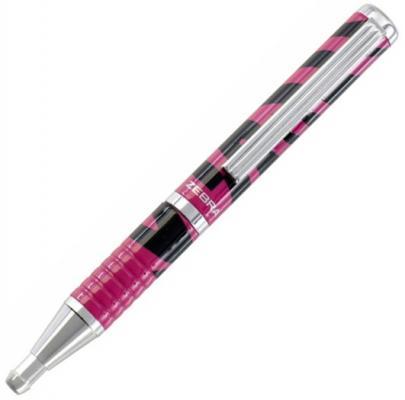 Шариковая ручка автоматическая Zebra SLIDE DESIGN синий 0.7 мм SL-F1 58797