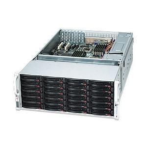 Серверный корпус 4U Supermicro CSE-847E26-R1400LPB 1400 Вт чёрный