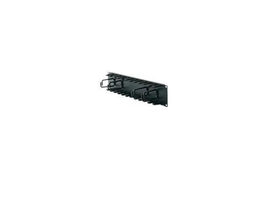 Кабельный органайзер APC 2U Patch Cord Organizer Black AR8427A