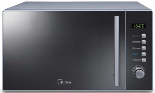СВЧ Midea AM820CMF 800 Вт серебристый