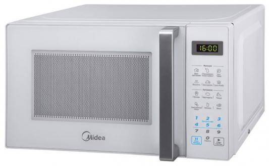 СВЧ Midea EG820CXX-W 800 Вт белый